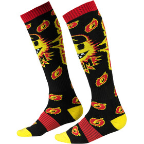 O'Neal Pro MX Chaussettes, boom-black/yellow